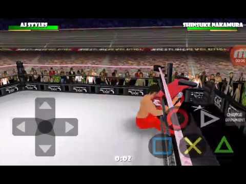 WR3D WWE 2K17 MOD V3