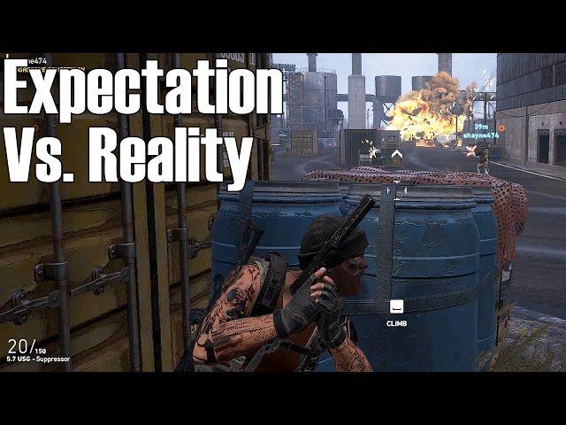 E3 Trailer Vs. Reality - Ghost Recon: Wildlands