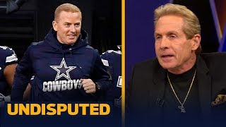 'The Dallas Cowboys are going to win this football game' — Skip Bayless | NFL | UNDISPUTED