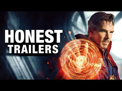 Honest Trailers Doctor Strange