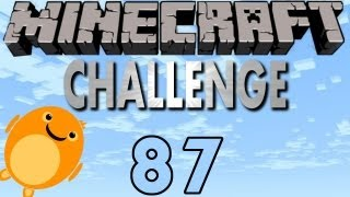 Minecraft Challenge - Part 87 - Carrots in the fields!
