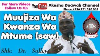 DR SULE...MUUJIZA WA KWANZA WA MTUME SAW (the living sahabi tree) 11 06 2018