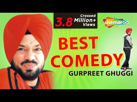 Ghuggi Turns Hawker - Ghuggi Yaar Gupp Na Maar - Punjabi Comedy Scene