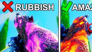 it turns out the *NEW* AK74u in BLACK OPS 3 is RUBBISH but... here is how to make it AMAZING! (Bo3)