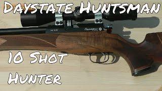 REVIEW - Daystate Huntsman Airgun 10 Shot Air Rifle