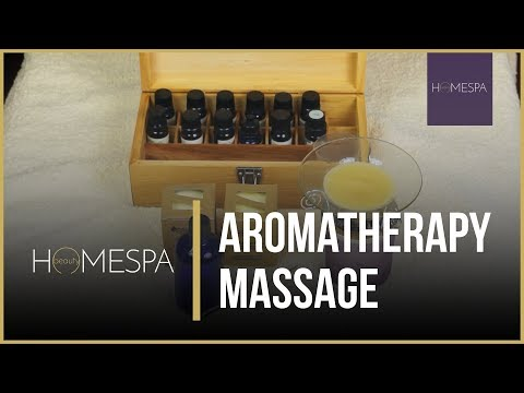 Aromatherapy Massage Techniques Complete Series