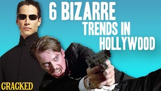6 Bizarrely Specific Trends in Hollywood History