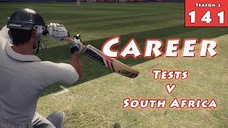FINAL TEST MATCH - Season 2 Don Bradman Cricket 14 Career Mode #141
