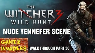 Look For a way to Escape Trap + Nude Unicorn Scene Witcher 3 Part 50