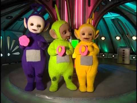 Teletubbies Dirty Knees