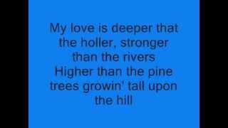 Deeper Than The Holler by Randy Travis - Lyrics ...