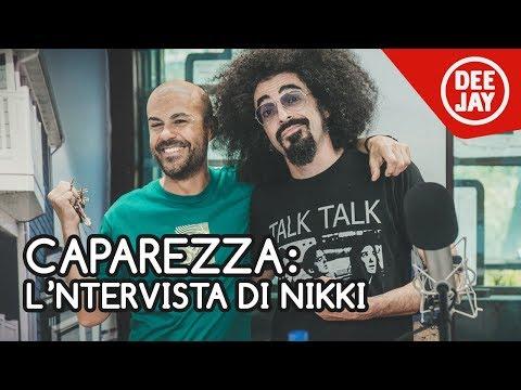 Caparezza L intervista di Nikki