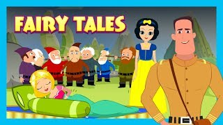 Fairy Tales For Kids - Animated Fairy Tales and Bedtime Stories || Kids Hut Stories