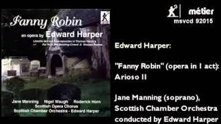Fanny Robin - opera by Edward Harper
