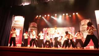 ADC-AIR DANCE CREW (4TH FLAUNTING FEET AWARDS 2015)