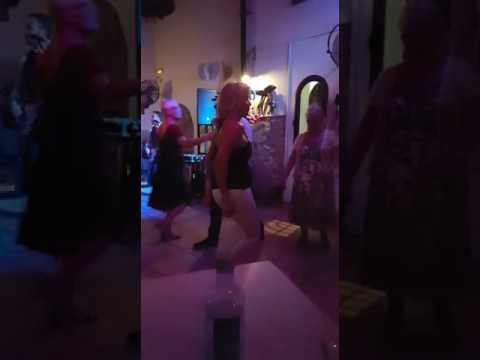 Sexy dancing to Sexy music by Black Glitter singer Kelly