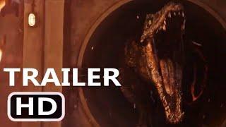 Jurassic World 2: Fallen kingdom TV Spot #3 [Tomorrow] (2018) Chris Pratt, Dinosaurs movie HD