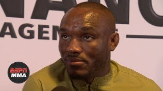Kamaru Usman calls him vs. Colby Covington the 'most anticipated fight of the year' | ESPN MMA