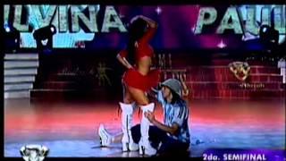 Showmatch 2010 - El duelo de cumbia fue para Silvina Escudero
