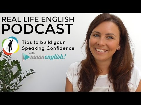 watch PODCAST | Build Your English Confidence