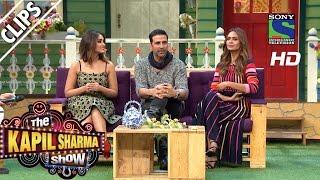 Team Rustom Ki Dhamakedar Entry - The Kapil Sharma Show -Episode 34 -14th August 2016