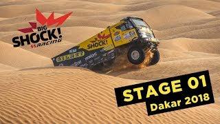 Etapa 01 // DAKAR 2018 // BIG SHOCK RACING