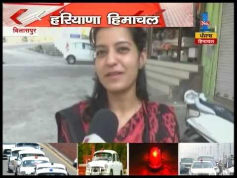 Temperature rises to 40 in Bilaspur, heat waves creates problem