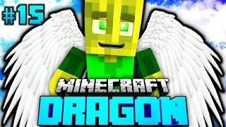 ICH LERNE FLIEEEEGEN?! - Minecraft Dragon #15 [Deutsch/HD]