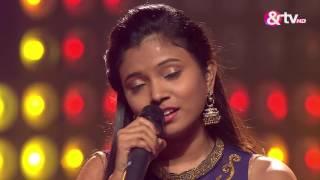 Rasika Borkar - Aan Milo Sajna   The Blind Auditions   The Voice India 2