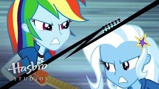 MLP: Equestria Girls - Rainbow Rocks EXCLUSIVE Short -