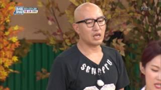 어서옵SHOW - 남의 재능 검증하다 하얗게 불태운 류승수의 모노드라마!. 20160909