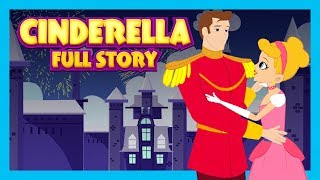 CINDERELLA FULL STORY (HD) - Kids Hut Stories (Animated) || Storytelling