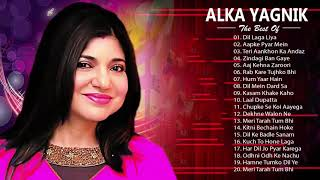 अलका याग्निक हिट गाने | बेस्ट अलका याग्निक का - नवीनतम बॉलीवुड हिन्दी गीत / गोल्डन हिट्स