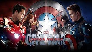 Captain America: Civil War Supercut