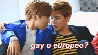 ¿J-Hope es gay o europeo?