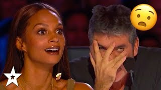 MOST BIZARRE Auditions On Britain's, America's Got Talent And MORE!   Got Talent Global