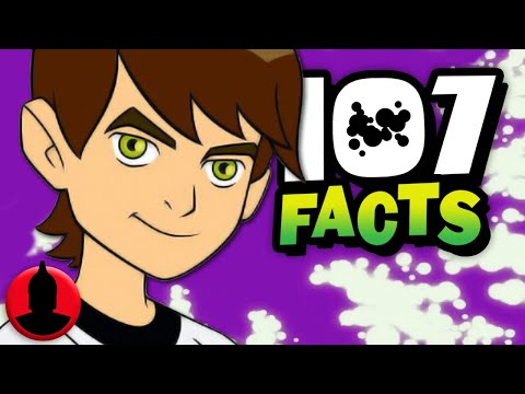 107 Ben 10 Facts YOU Should Know ToonedUp 108 ChannelFred