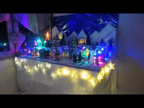 ✿ Notre Village de Noël 2016 ❤❤❤