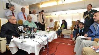 SlideShow-Hon'ble-RastrapathyJi-MASCOW-departure-'Namaste India' in Moscow-EdweepNews(iNDiA)