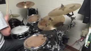 The Anthem (Planetshakers) - DRUM COVER