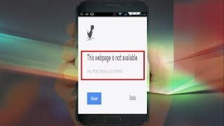 How to Fix This Webpage in Not Available Error of Chrome in Android