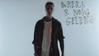 Justin Bieber's Messages for Selena Gomez & Miley Cyrus in the 'Where Are U Now' Music Video!