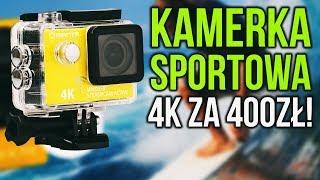 Kamerka Sportowa 4K za 400ZŁ?! 📷Manta MM9359
