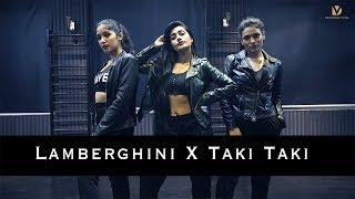 LAMBERGHINI X TAKI TAKI | DJ Snake, Cardi B, Selena Gomez, Ozuna | The Doorbeen | DHANASHREE VERMA