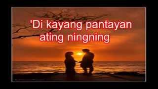Bituing Walang Ningning - Sharon Cuneta ( lyrics)