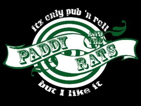 Paddy and the Rats - Bully in the Alley (official audio)