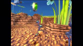 A Bug's Life (PSX) - 01 - Intro & Tutorial Level