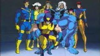 X Men T A S   S03 E29   The Phoenix Saga Part 1
