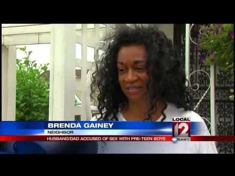 New Miami man accused of child rape