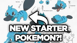 NEW Starter Pokémon for Generation 8 LEAKED?! - Pokémon Nintendo Switch Leak Discussion!
